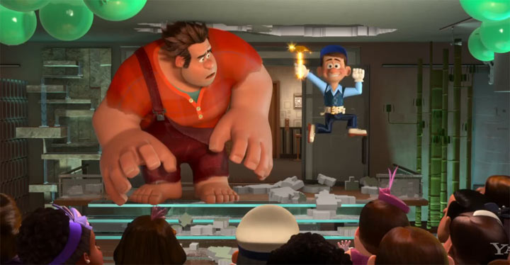 Wreck-It Ralph: Trailer #2