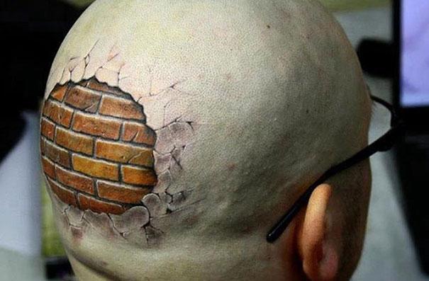 Kranke Tattoos 3Dtattoos