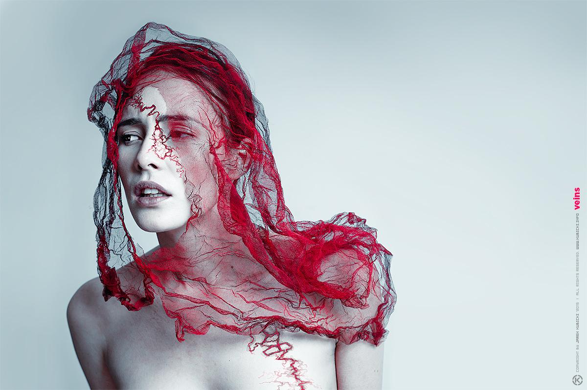 Art by Jarosław Kubicki veins-2
