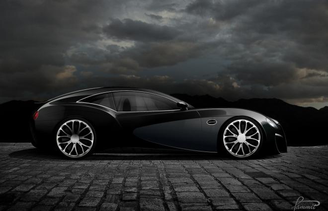 Concept: Bugatti Type 12-2 zeutch-bugatti