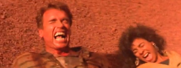Supercut: Alle Schwarzenegger-Schreie Screaming-Arnie