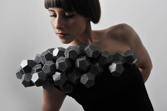 Tragbare Geometrie Wearable-geometry