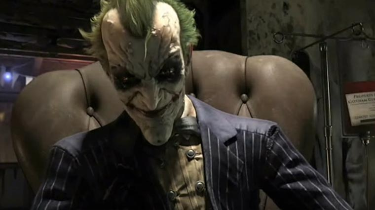 Debut Trailer: Batman – Arkham City