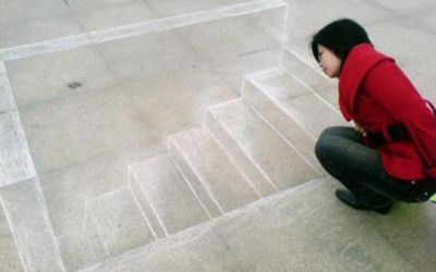china-chalk-god-3d-chalk-art