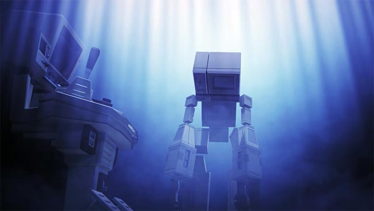 Kampf der Generationenroboter circuit