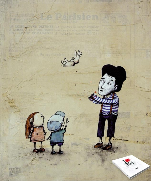 Street Art: Dran i-love-my-world-new-dran-3