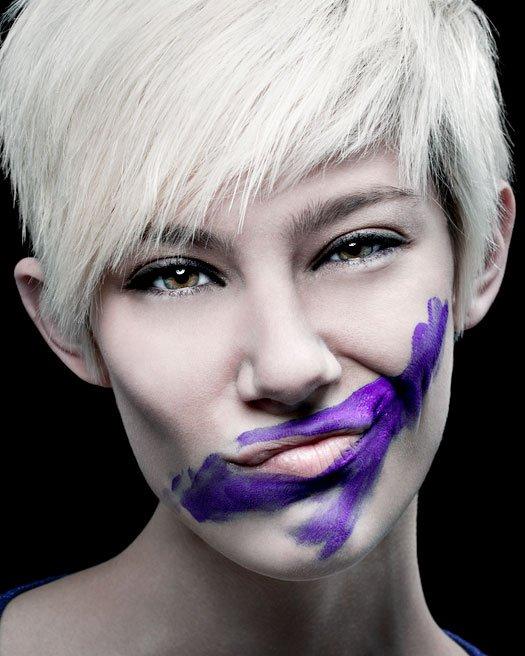 Farbe im Gesicht-Fotografie 25bg