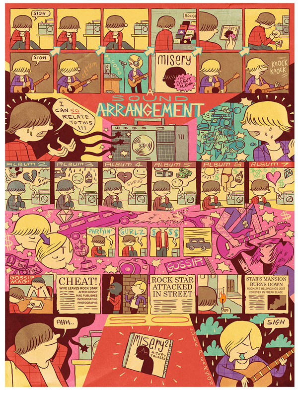 Webcomics von Luke Pearson luke-pearson2