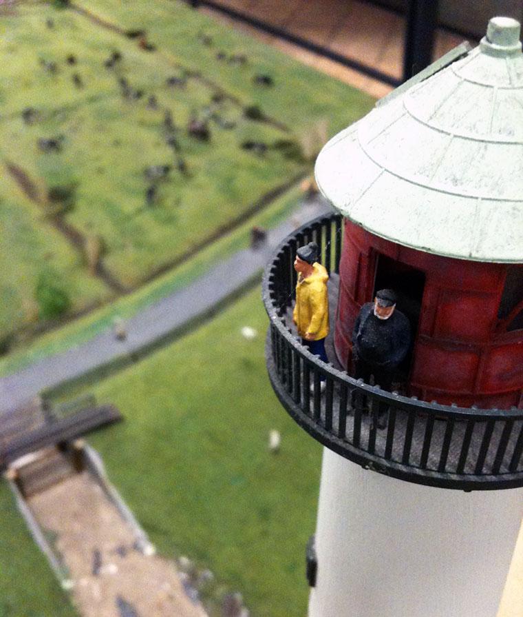 Besuch im Miniatur-Wunderland Hamburg MiniaturWunderland2011_13
