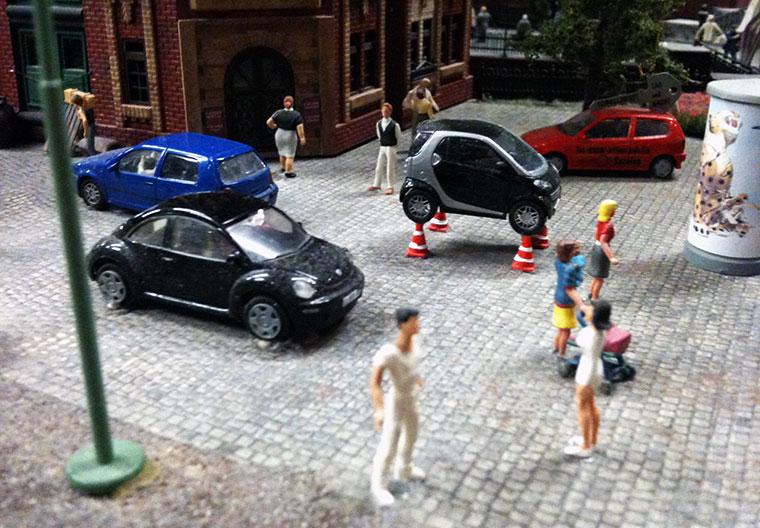 Besuch im Miniatur-Wunderland Hamburg MiniaturWunderland2011_16