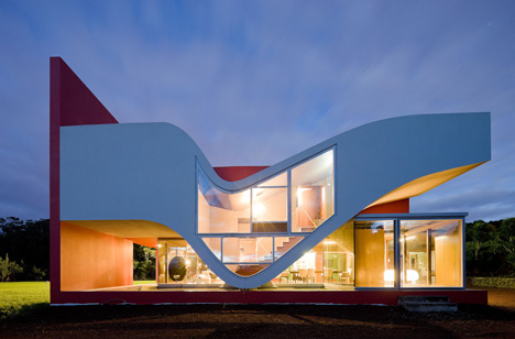 Architektur: The House on the Flight of Birds