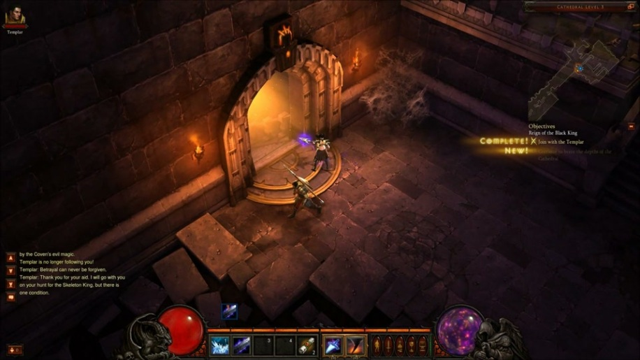 Diablo III Beta-Gamplay Video 5491