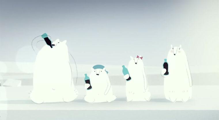Das Problem mit den Eisbären und der Cola realbears