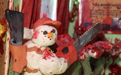 Die Zombie Apocalypse kommt zu Weihnachten