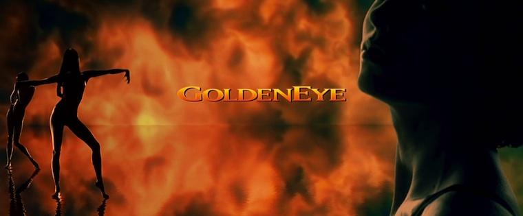 Noch rechtzeitig zum 50igsten: James Bond Titles jamesbondeye