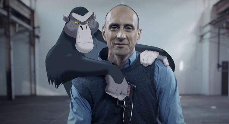 Werde den Affen los, bevor er dich tötet: Kill the Habit