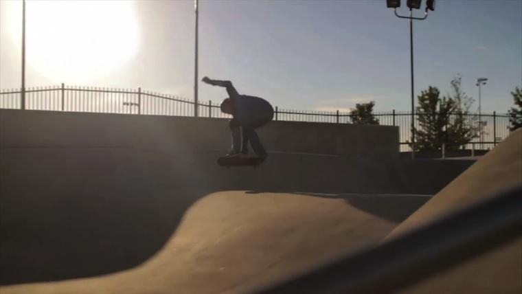 Brave: Die Geschichte des blinden Skateboarders Tommy Carroll brave_1