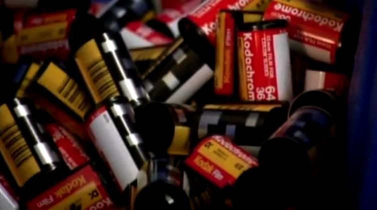 Steve McCurry´s 36 Fotos auf der letzten Kodak Kodachrome Filmrolle