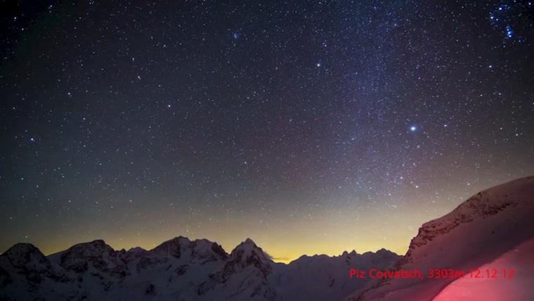 One Day On Earth: Time Lapse aus der Schweiz