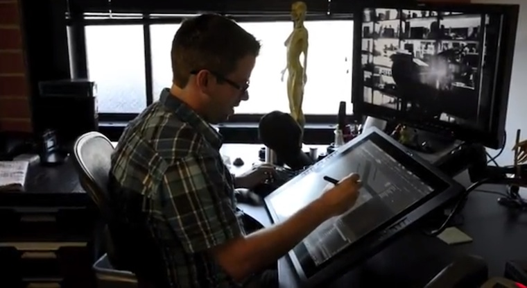 Inside J.J. Abrams Production Company: Bad Robot badrobot1_