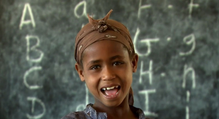 Die gute Nachricht des Tages: äthiopische Kinder bekommen jetzt sofort nach der Geburt Namen billgatesfoundation