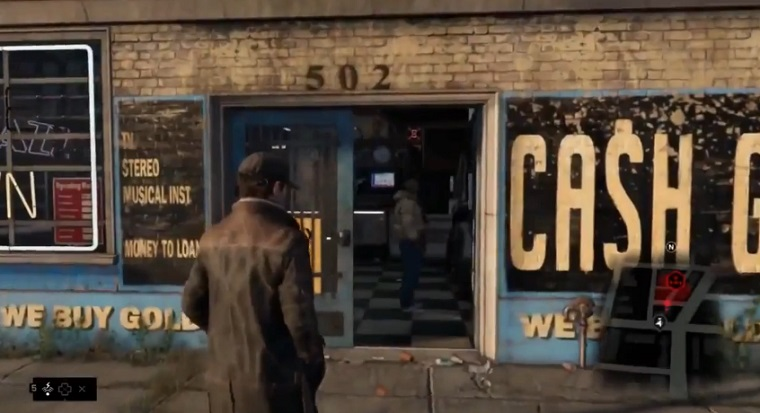 Watch Dogs: 6 Minuten Gameplay