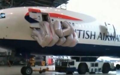 flugzeugrutsche