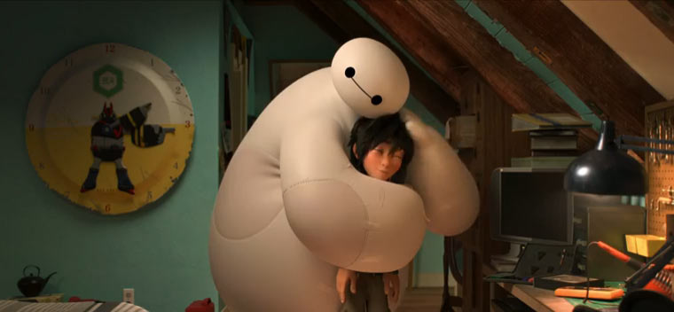 Big Hero 6: Trailer #2 bighero6_trailer2