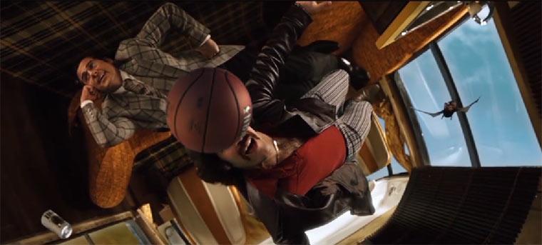 Ein Basketball durchstreift die Filmgeschichte 87_bounces