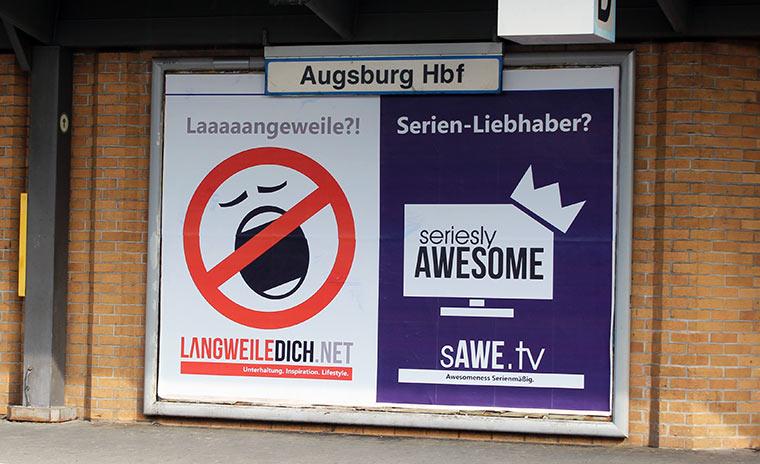 LangweileDich.net-Plakat am Hauptbahnhof AUX_Hbf_Plakat_03