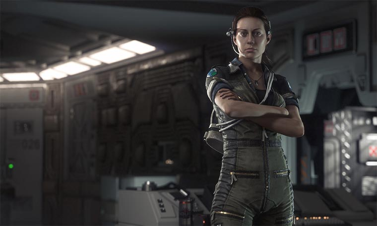 Review - Alien: Isolation Alien_Isolation_01