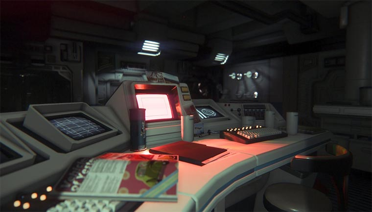 Review - Alien: Isolation Alien_Isolation_03