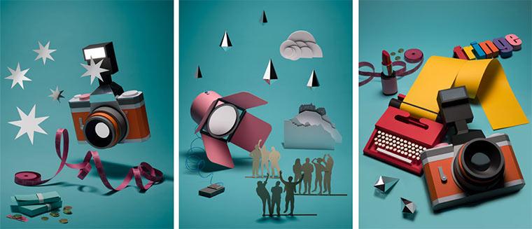 kreative Papier-Inszenierungen Chrissie-Macdonald_03