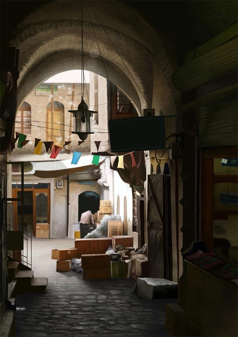 Hyperrealistische iPad-Malerei Jaime-Sanjuan-Ocabo_06