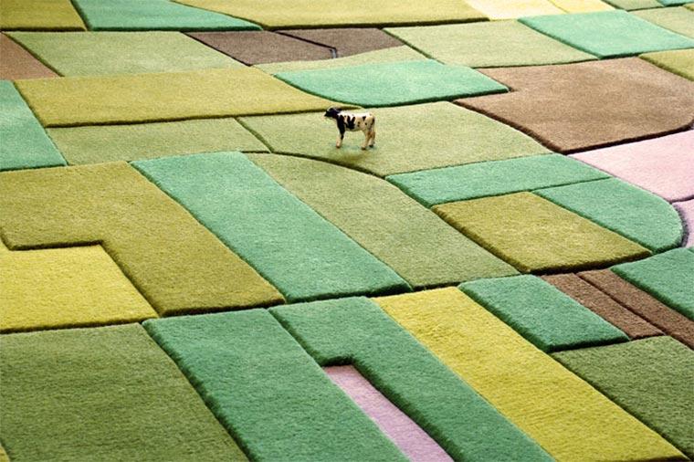 Der Landschafts-Teppich