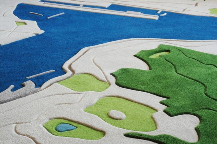 Der Landschafts-Teppich LandCarpet_02
