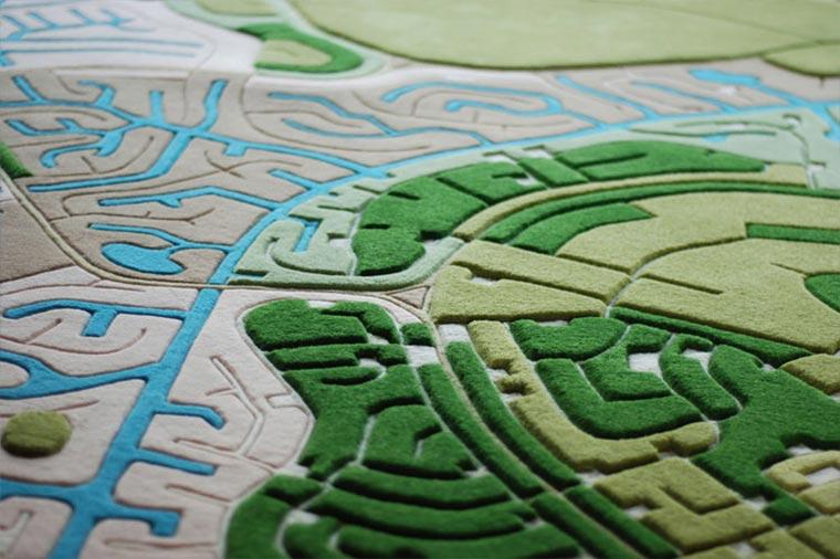 Der Landschafts-Teppich LandCarpet_03