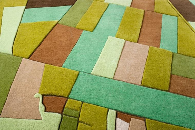 Der Landschafts-Teppich LandCarpet_04