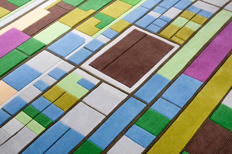 Der Landschafts-Teppich LandCarpet_06