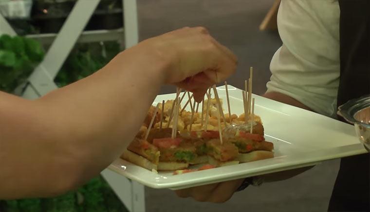McDonalds auf Food-Messe einschleusen McDonalds_Houten