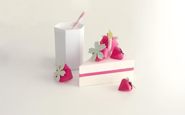 Papier-Desserts Paper_Food_02