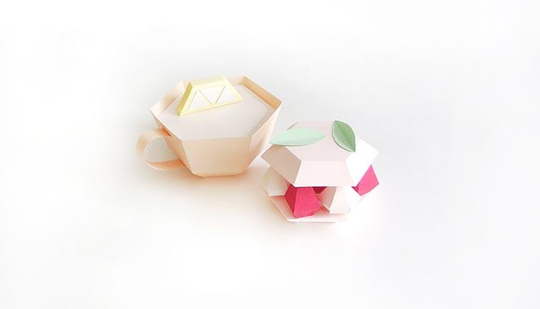 Papier-Desserts Paper_Food_04