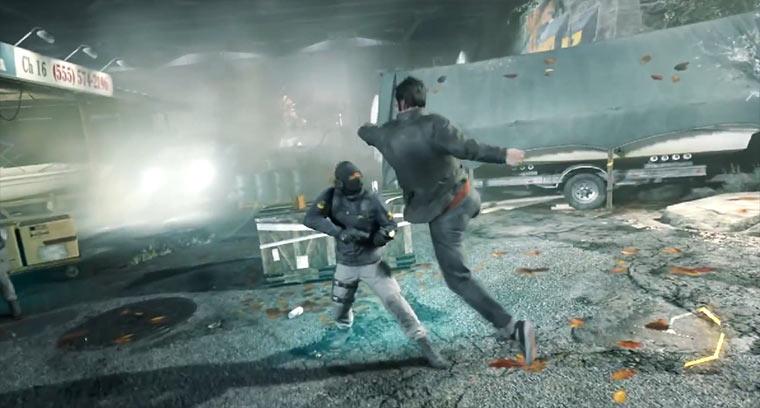 Quantum Break: 16 Minuten Gameplay
