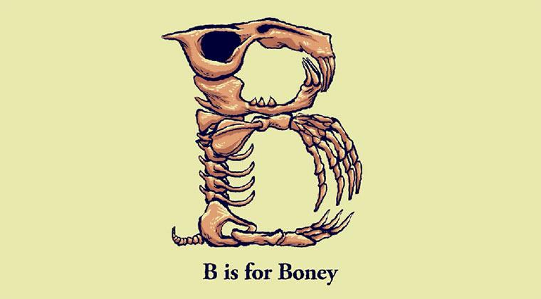 Das animierte Alphabet des Grauens Spooktacular