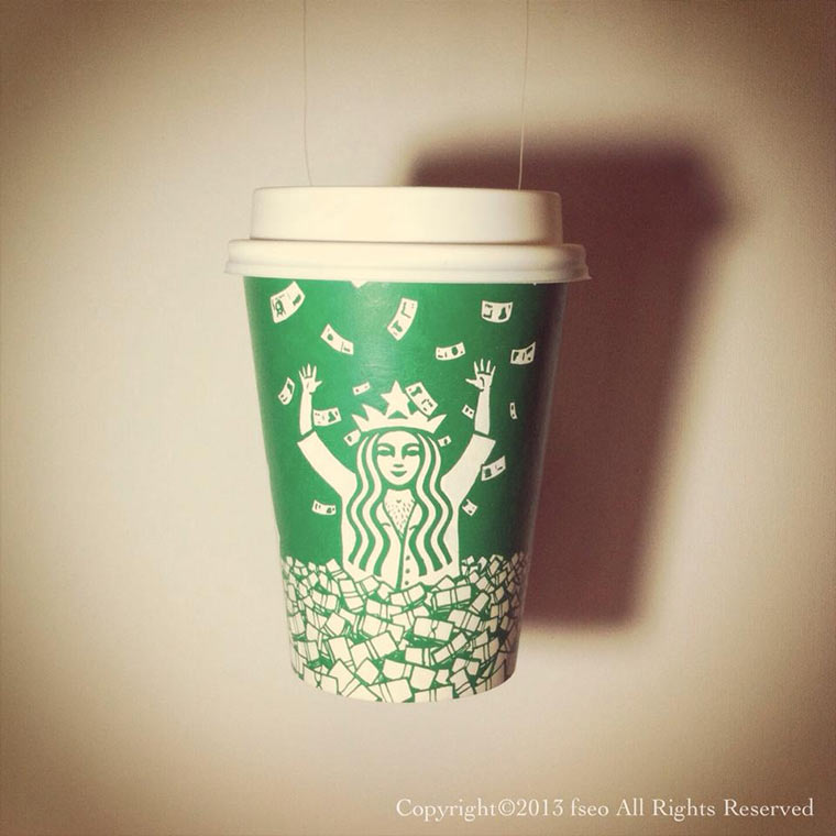Starbucks Cup Art Starbucks_Cup_Art_07