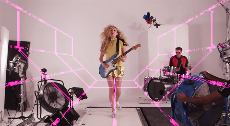 The Ting Tings - Do It Again The-Ting-Tings_Do-It-Again