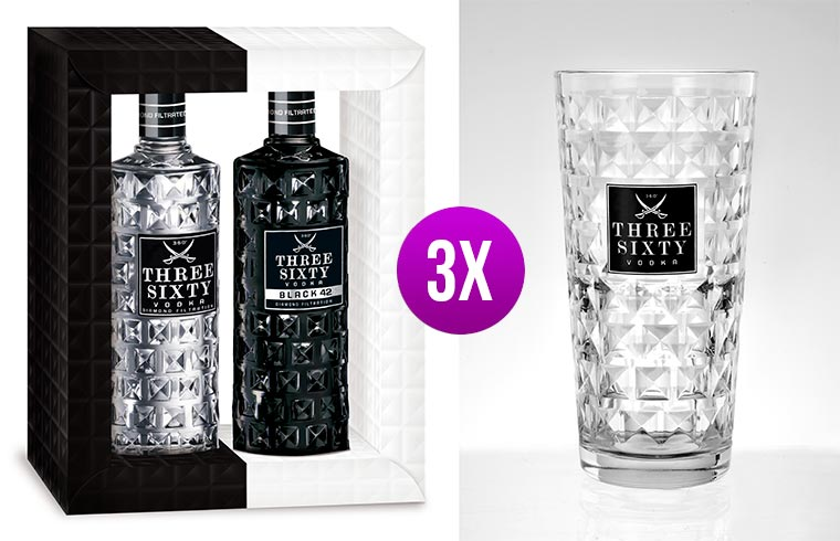 Gewinn: THREE SIXTY VODKA Design-Sets Three-Sixty-Vodka_03