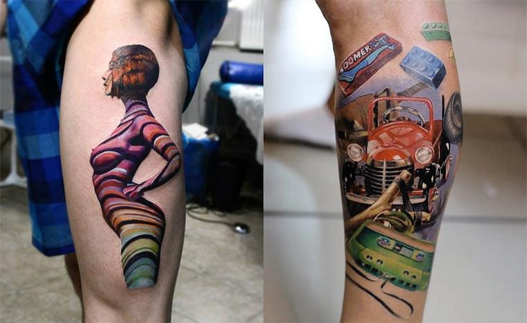 Realistische Tattoos: Valentina Ryabova Valentina-Ryabova_02
