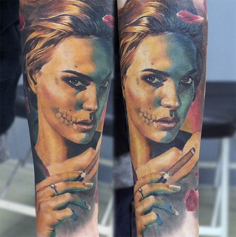 Realistische Tattoos: Valentina Ryabova Valentina-Ryabova_03