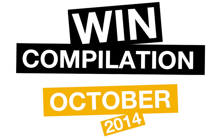 WIN Compilation – Oktober 2014 WIN-Compilation_2014-10_Screen_00
